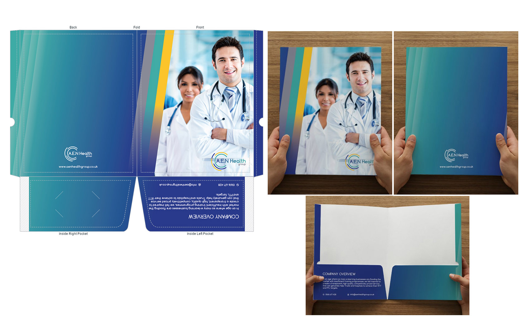 Aen health group folder