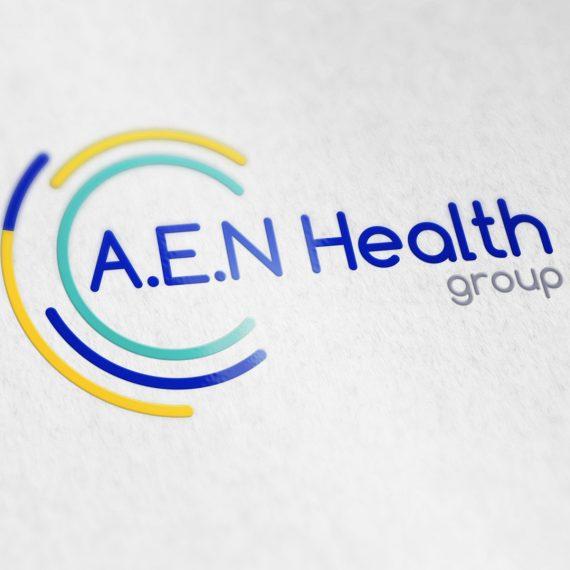 Aen health group logo