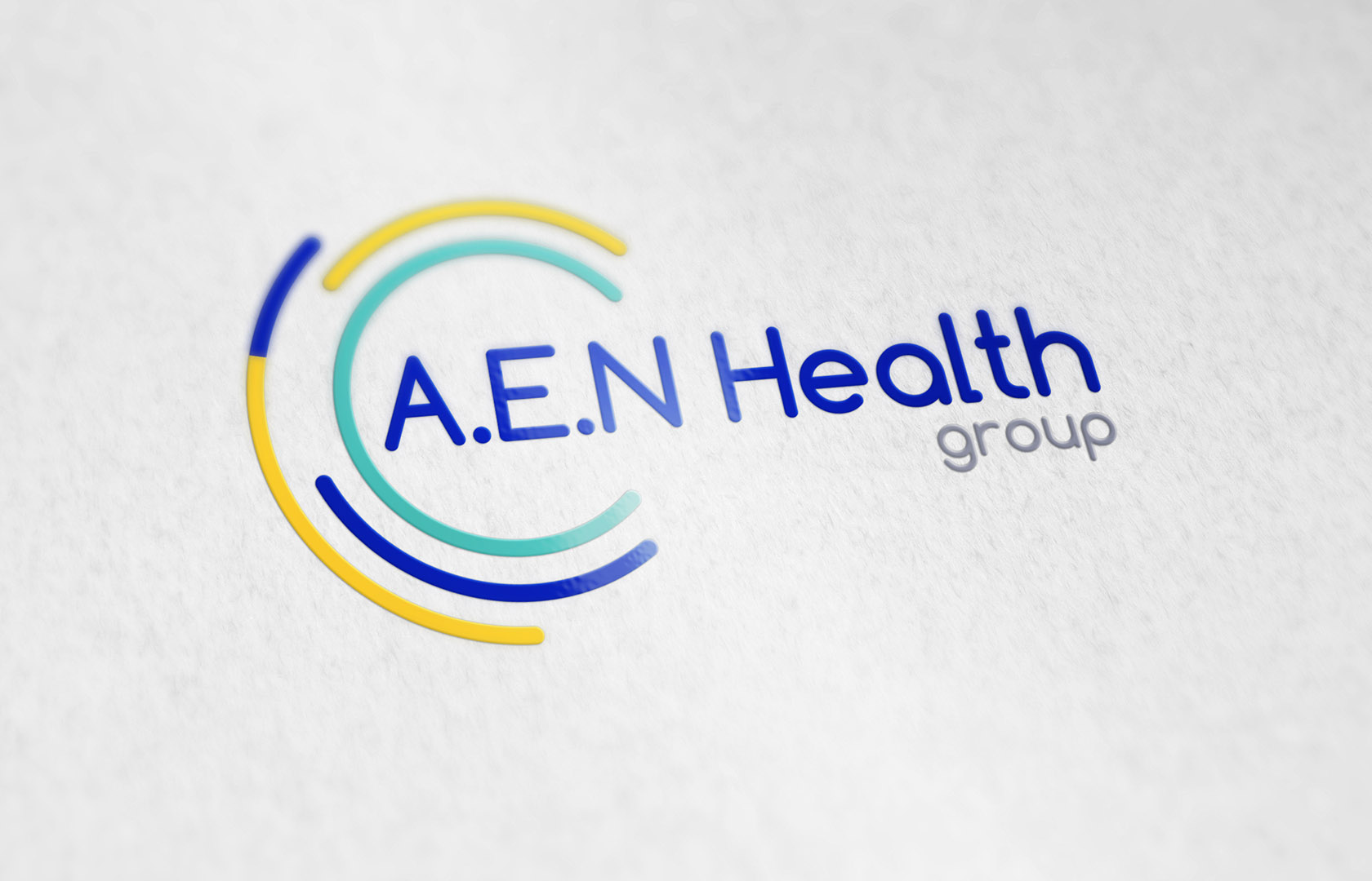 Aen health group logo