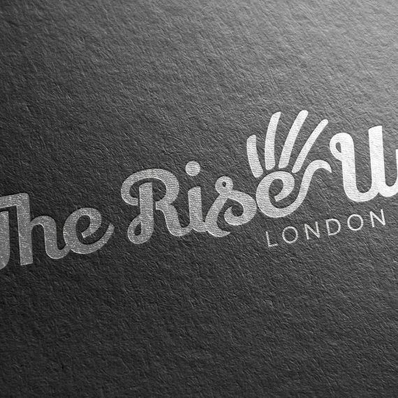 The Rise Up logo