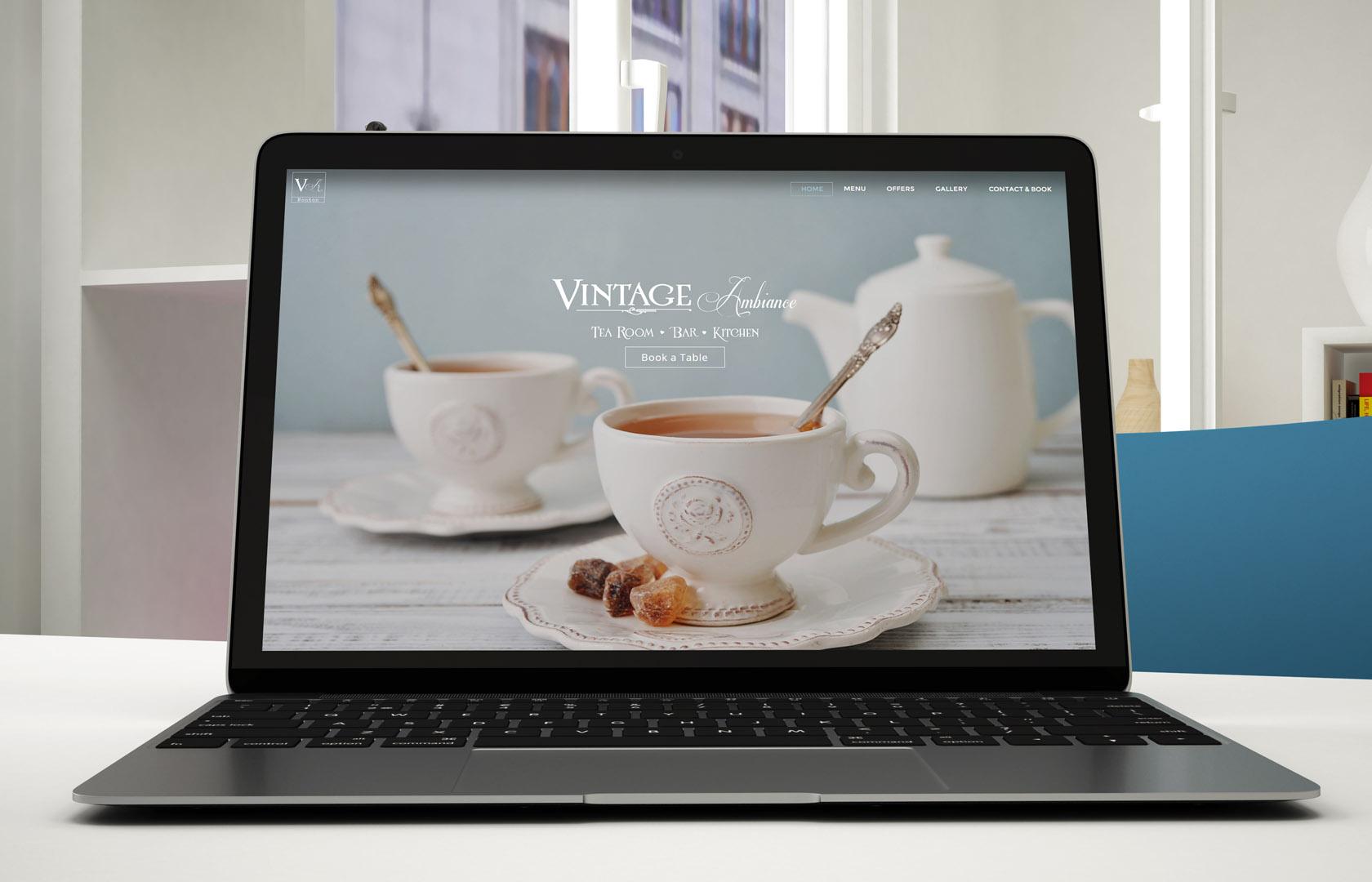 Vintageambiance website